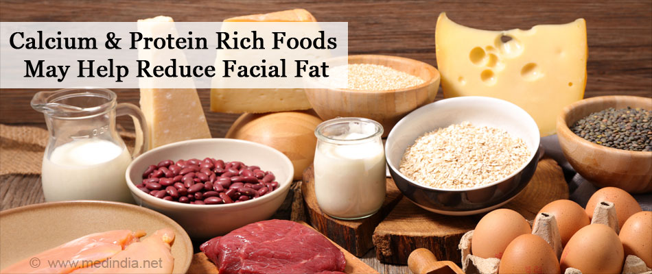 Calcium & Protein Rich Foods Can Help 