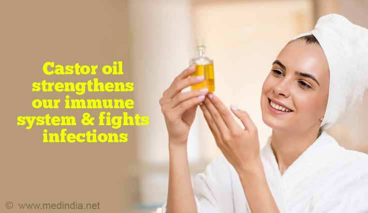 Castor Oil to Increase Immunity