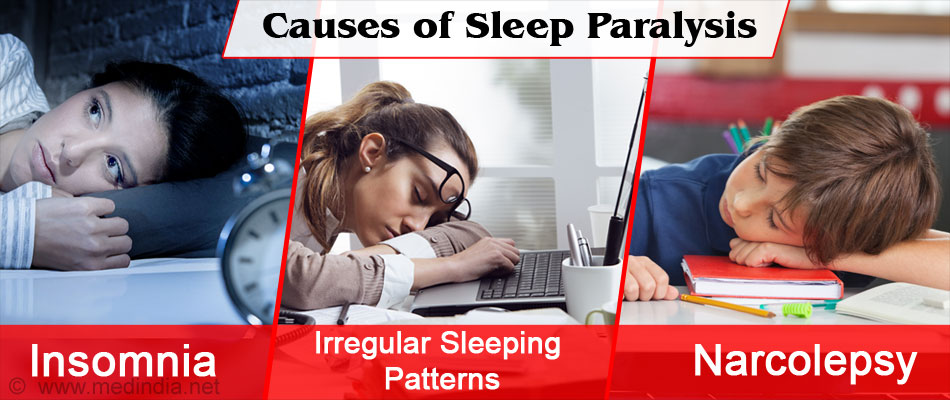 Causes of Sleep Paralysis