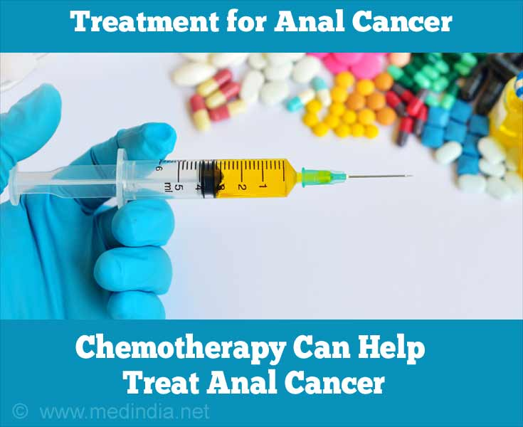 Chemotherapy Can Help Treat Anal Cancer