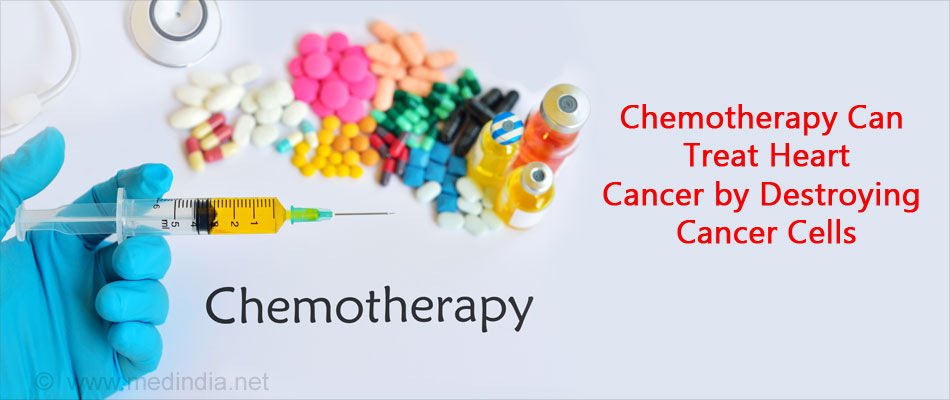 Chemotherapy Can Treat Heart Cancer by Destroying Cancer Cells
