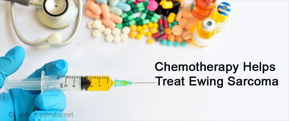 Chemotherapy Helps Treat Ewing Sarcoma