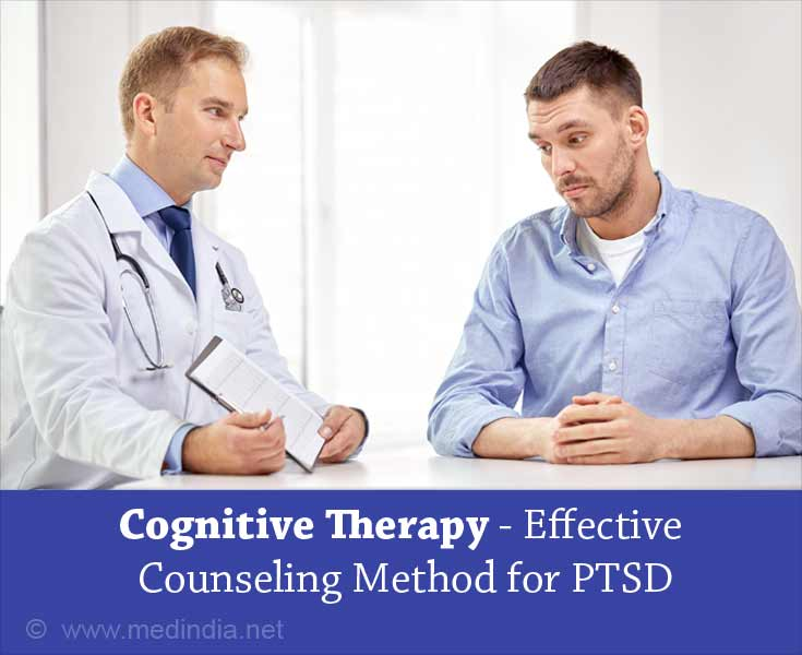 Cognitive Therapy - Effective Counseling Method for PTSD