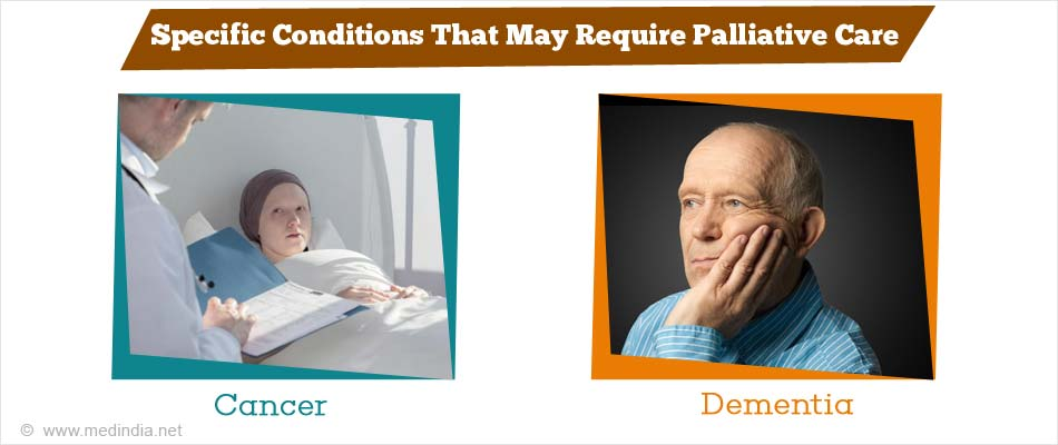 Conditions that Require Palliative Care