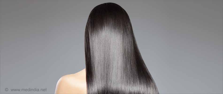 Curry Blätter für Haare