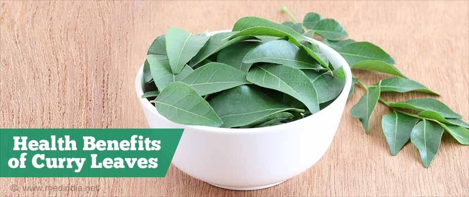 Curry Blätter Gesundheit Vorteile
