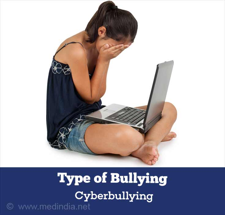 Type of Bullying - Cyberbullying
