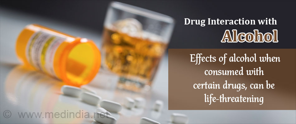 Drug and Alcohol Interaction