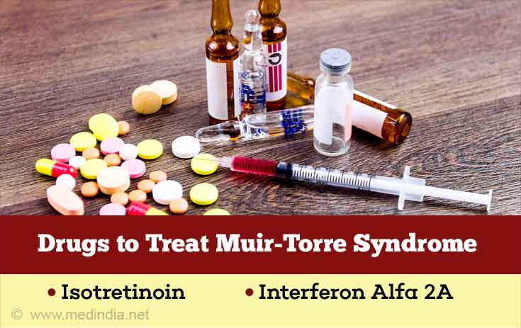 Drugs to Treat Muir-Torre Syndrome