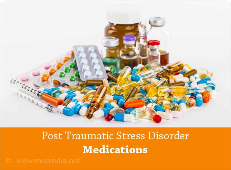 Post Traumatic Stress Disorder Medications