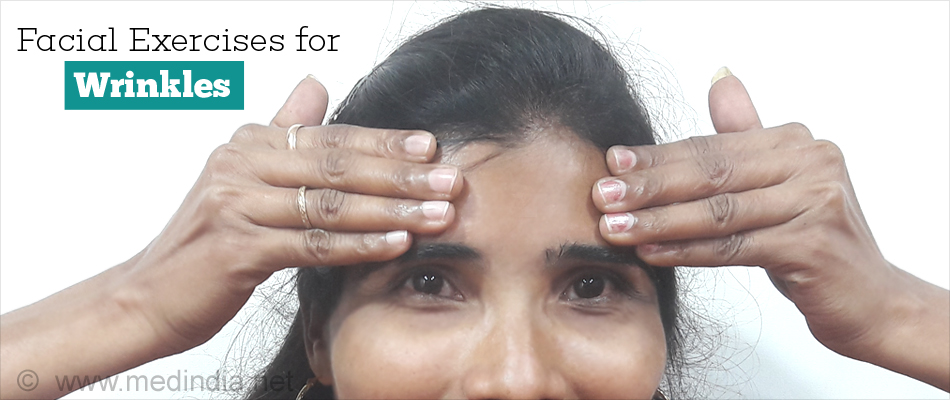 Facial Exercises for Wrinkles