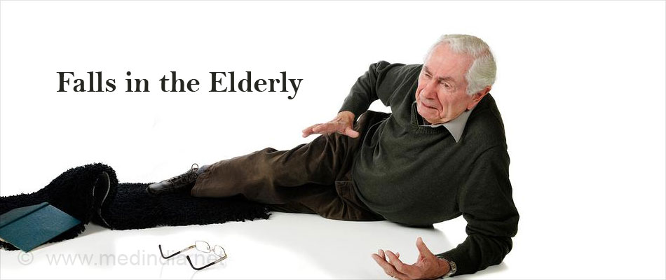 Falls in the Elderly