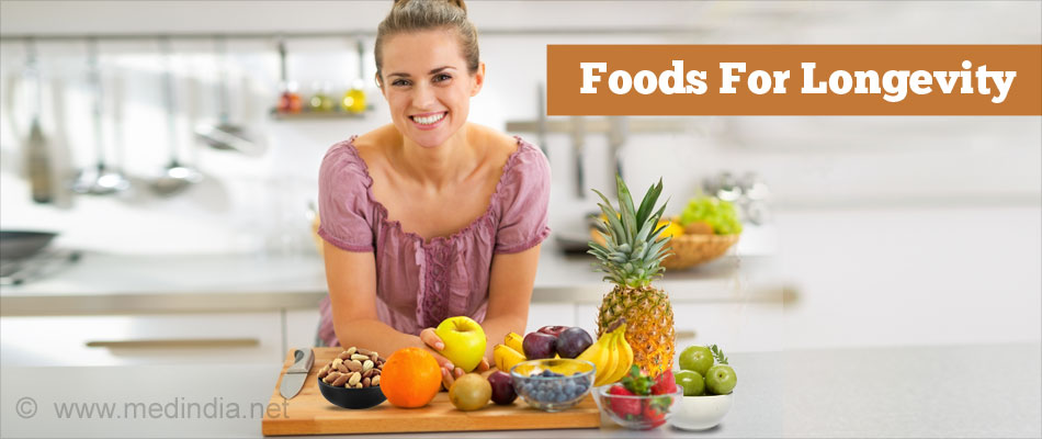 Foods For Longevity