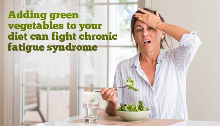 Top Foods to beat Chronic Fatigue Syndrome: Fruits and Vegetables