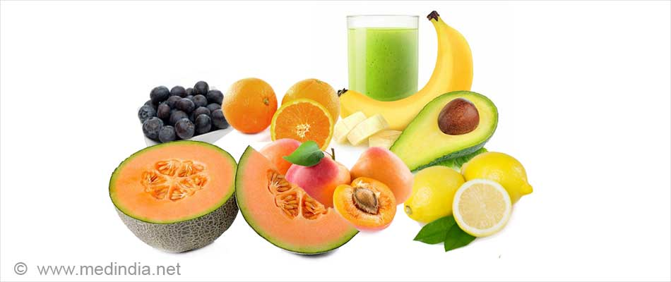 Fruits to Help Lower Blood Pressure