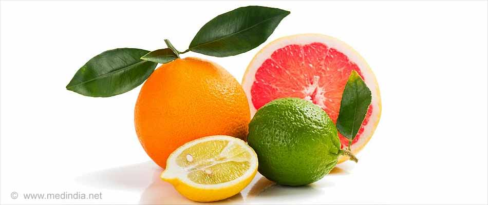 Functional Foods: Citrus Fruits