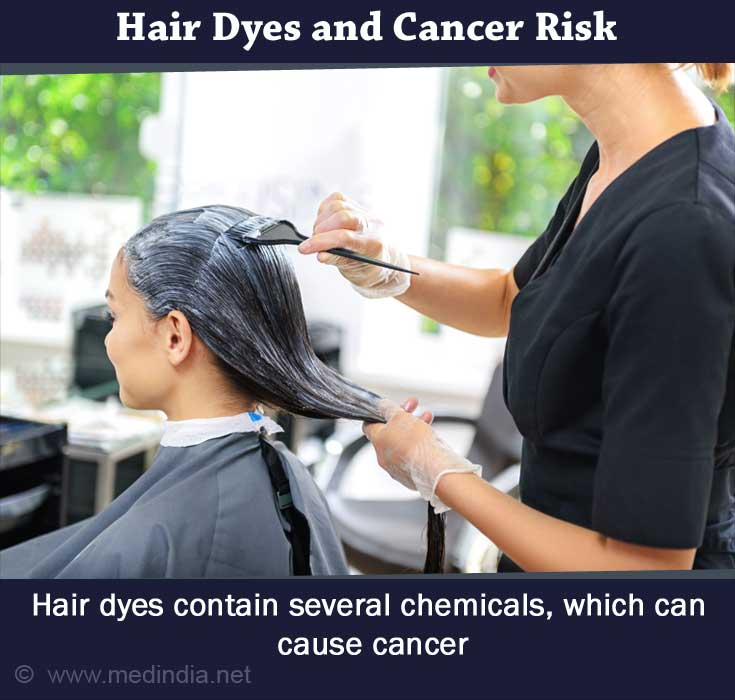 Hair Dyes And Cancer Risk Types Chemicals Side Effects