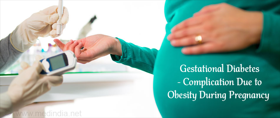 Health Issue Due to Obesity During Pregnancy - Gestational Diabetes