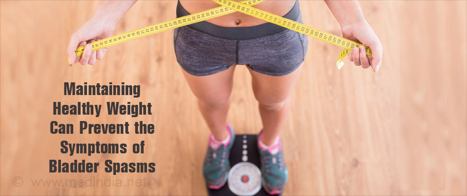 Maintaining Healthy Weight Can Prevent the 