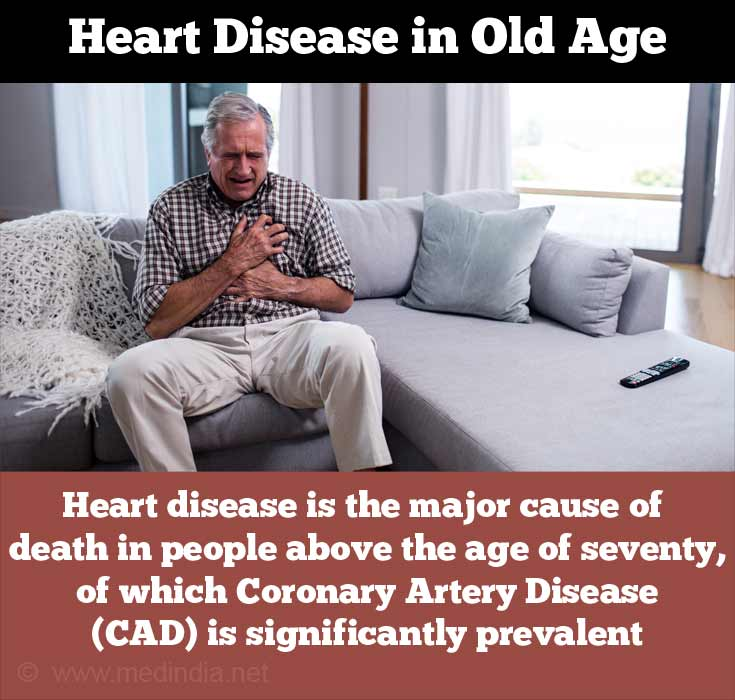 Heart Disease in Old Age