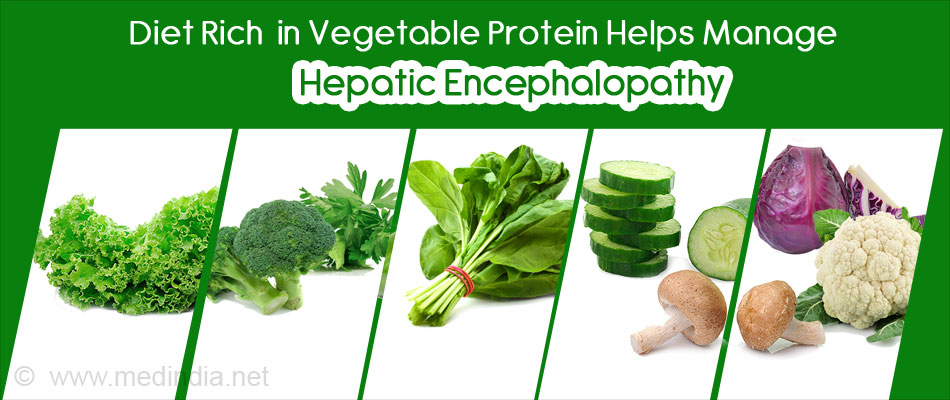 Diet for Hepatic Encephalopathy