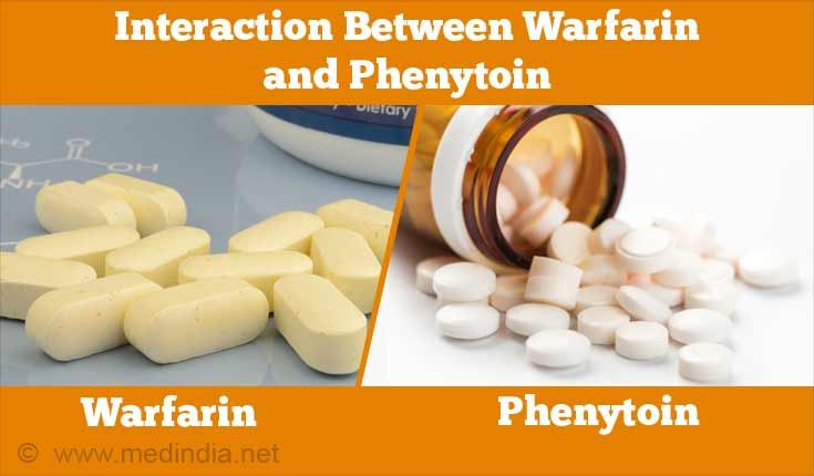 Interaction Between Warfarin and Phenytoin