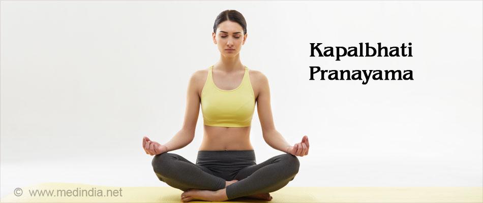 Kapalbhati Pranayama for Heartburn Relief