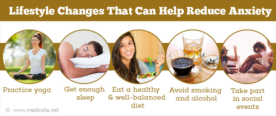 Lifestyle Changes That Can Help Reduce Anxiety