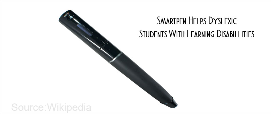 Livescribe Smartpen Helps Dyslexic Student With Learning Disabillities