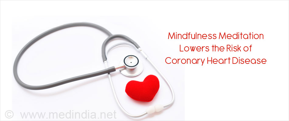 Mindfulness Meditation Helps Reduce Coronary Heart Disease