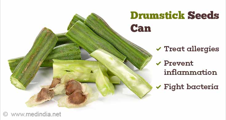 Moringa Drumstick Tree Health Benefits And Side Effects