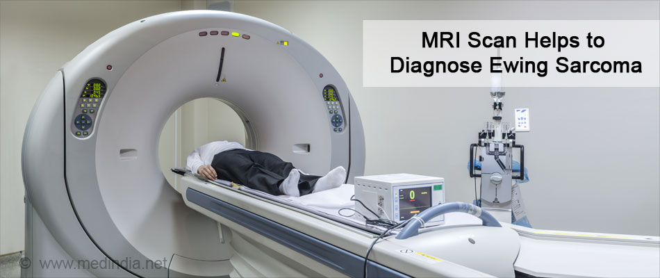 MRI Scan Helps to Diagnose Ewing Sarcoma