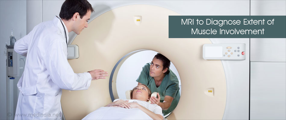 MRI to Diagnose Extent of Muscle Involvement