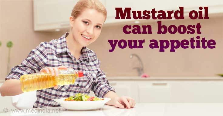 Health Benefits of Mustard Oil: Stimulates Digestion