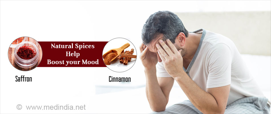 Natural Spices Helps Boost your Mood