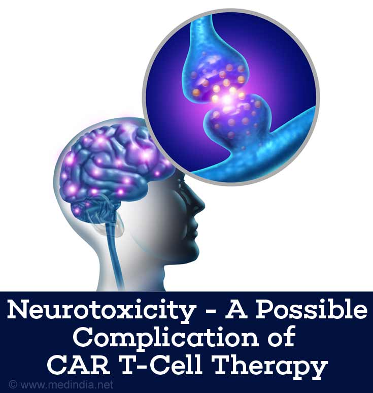 Neurotoxicity - A Possible Complication of CAR T-Cell Therapy