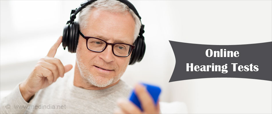 Online Hearing Tests