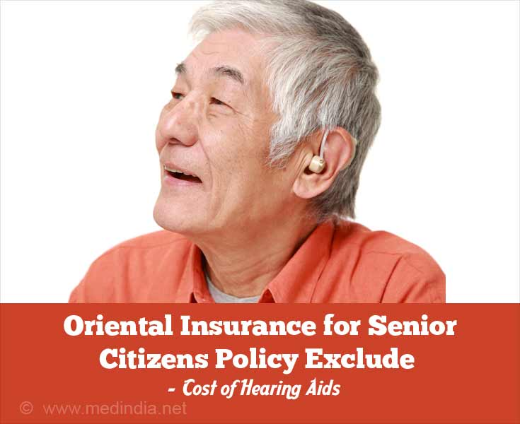 Oriental Insurance for Senior Citizens Policy 
