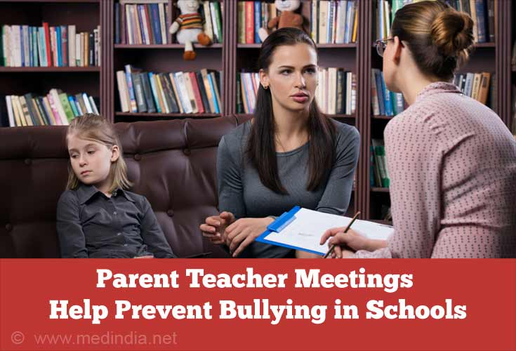 Parent Teacher Meetings Help Prevent Bullying in Schools