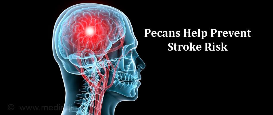 Pecans Prevents Stroke Risk