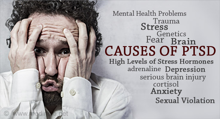 Causes of PTSD