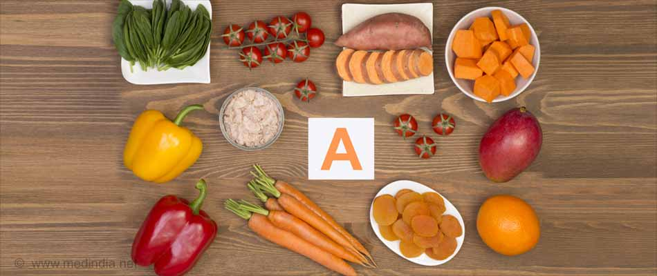Pregnancy: Vitamin A food