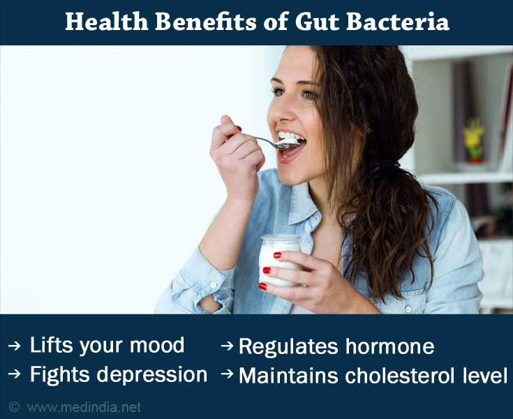 Intake of Probiotics Can Enhance Mood and Reduce Depression
