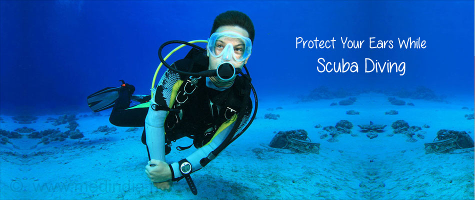 Protect Your Ears While Scuba Diving