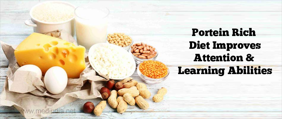 Protein Rich Foods for ADHD Children