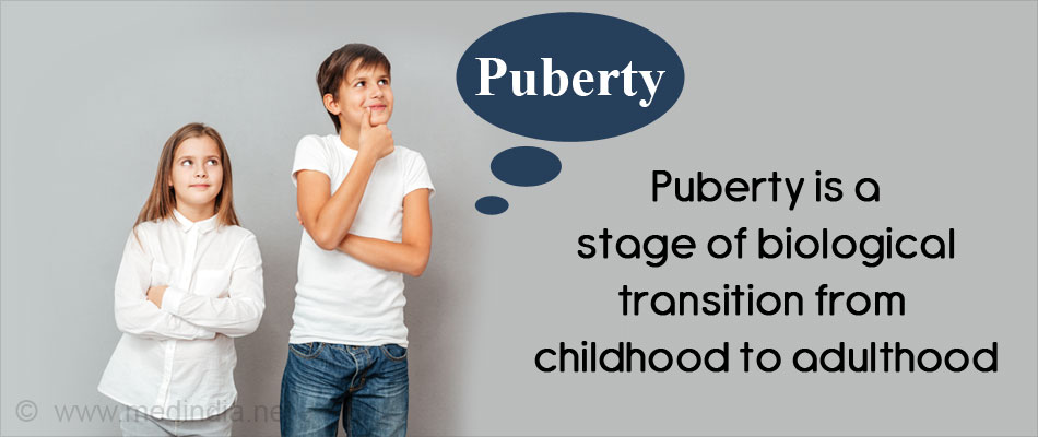 how to hit puberty at age 13