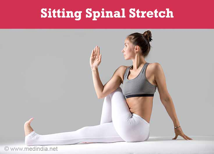 Sciatica Exercises Stretches For Pain Relief