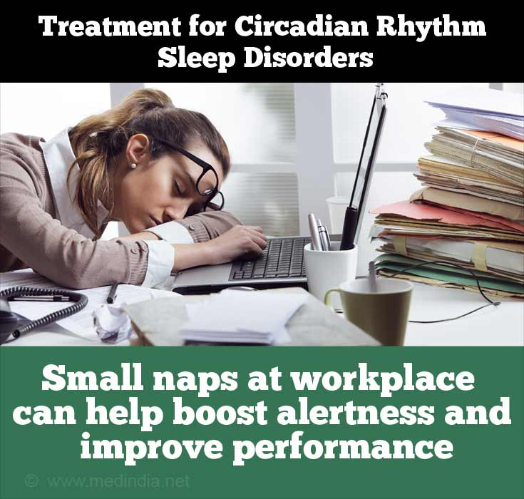 Small Naps at Workplace Can Help Boost Alertness and Improve Performance