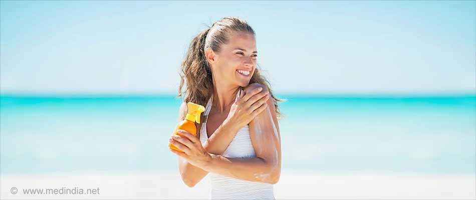 Top Tips to Beat the Summer Heat: Sunscreen