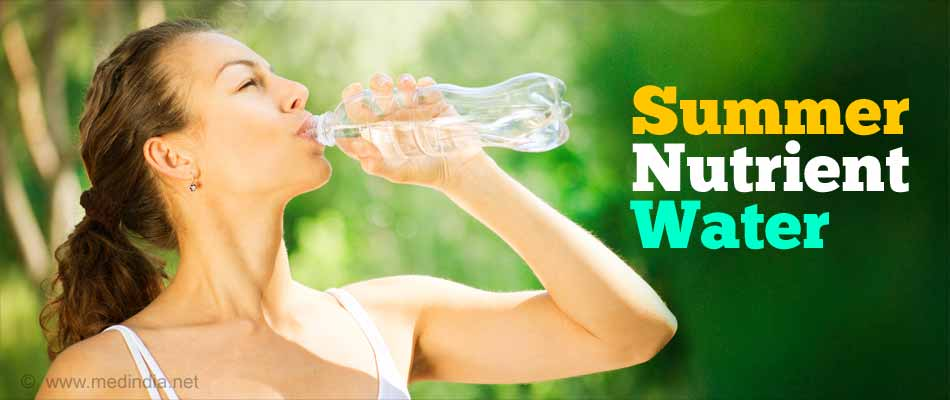 Water - Nutrient that Beats the Heat